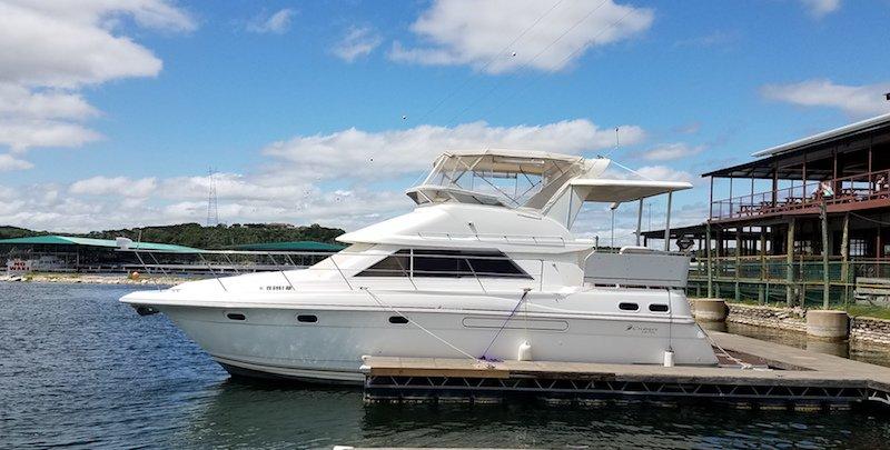 Travis Yacht Charters - Lake Travis Yacht Charter Boat