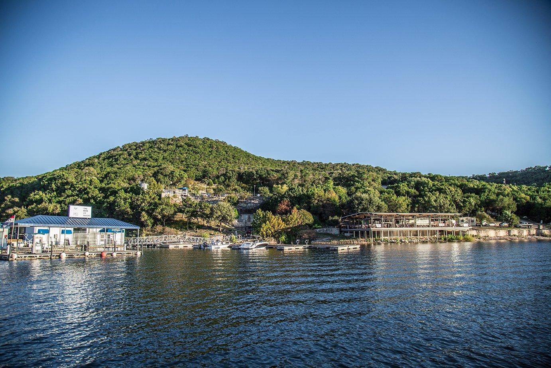 Sandy Creek Marina - Lake Travis