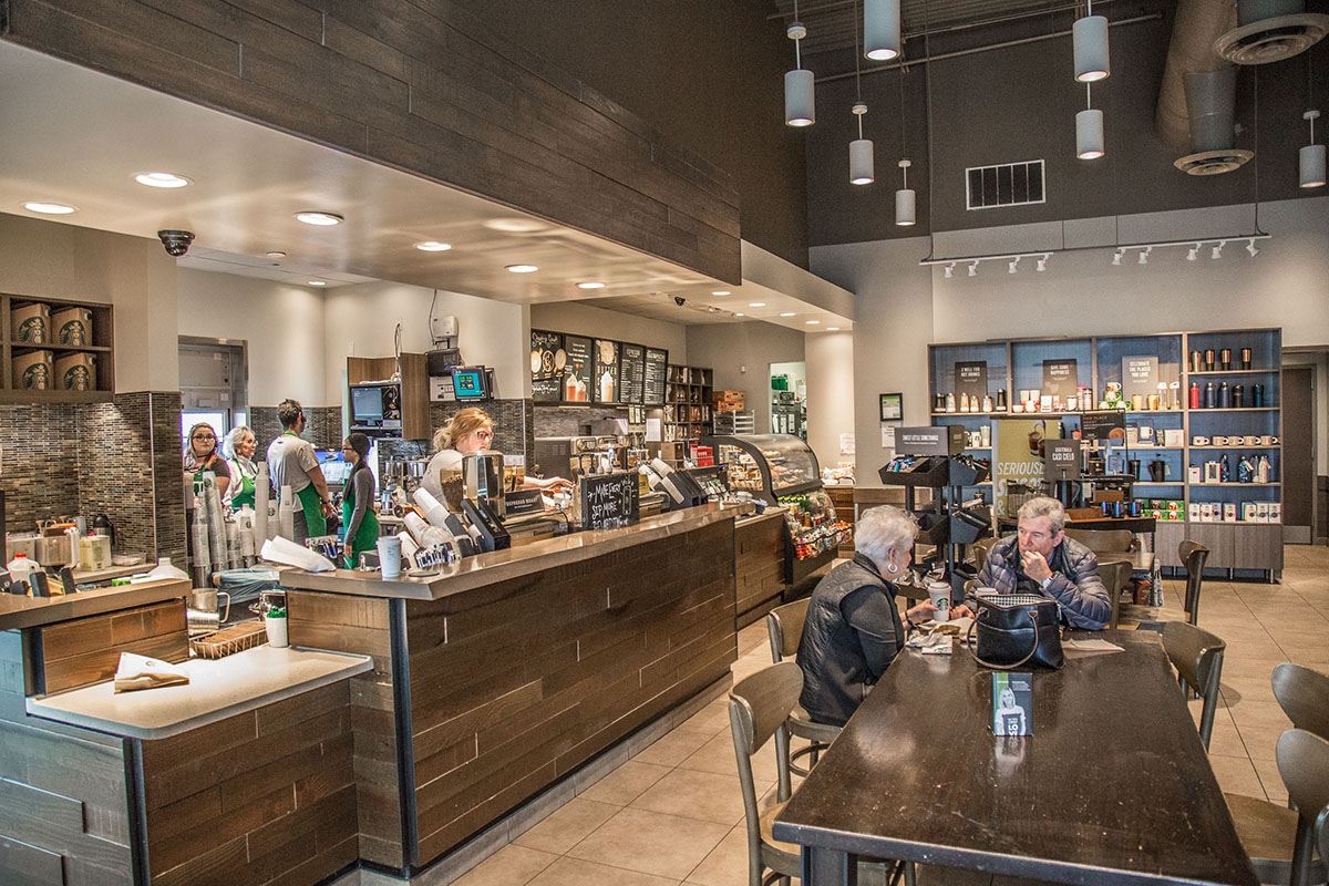Starbucks Lakeway - The worrld's coffee house in the heart of Lakeway.