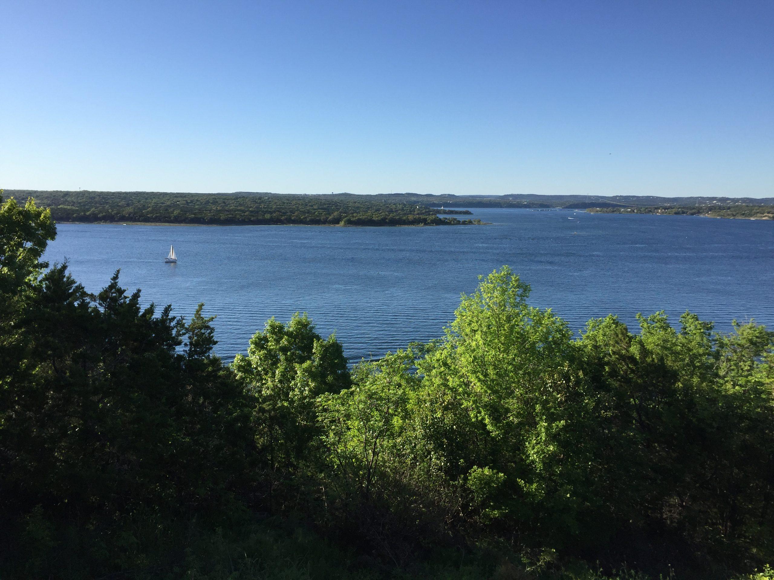 Lake Travis at Arkansas Bend