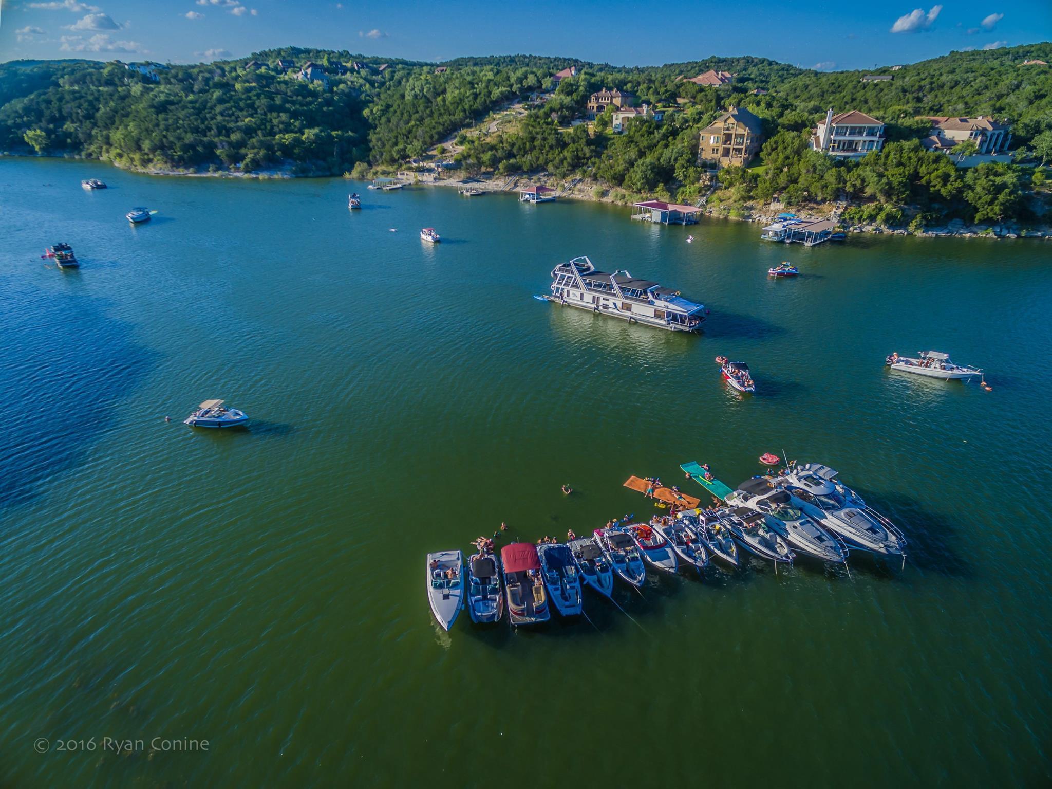 Devil's Cove - Lake Travis - Ryan Conine Photo