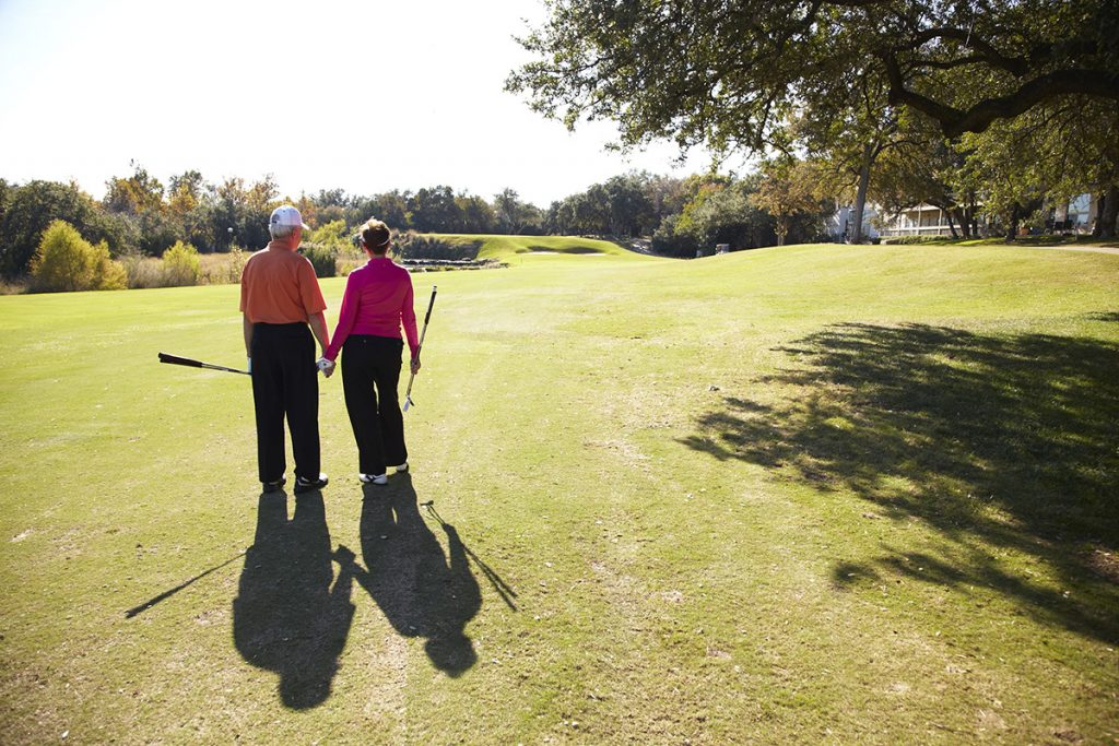 Hills of Lakeway Golf Course
