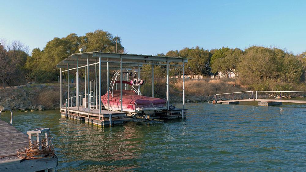 Lake Travis Boat Docks