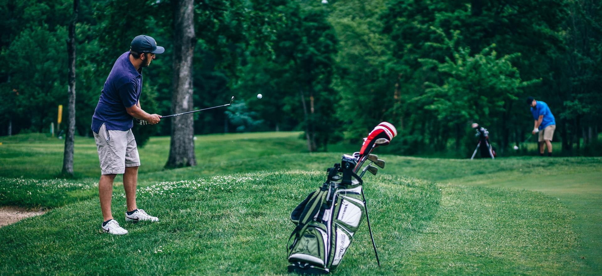 Live Oak Golf Course - Lakeway, TX.