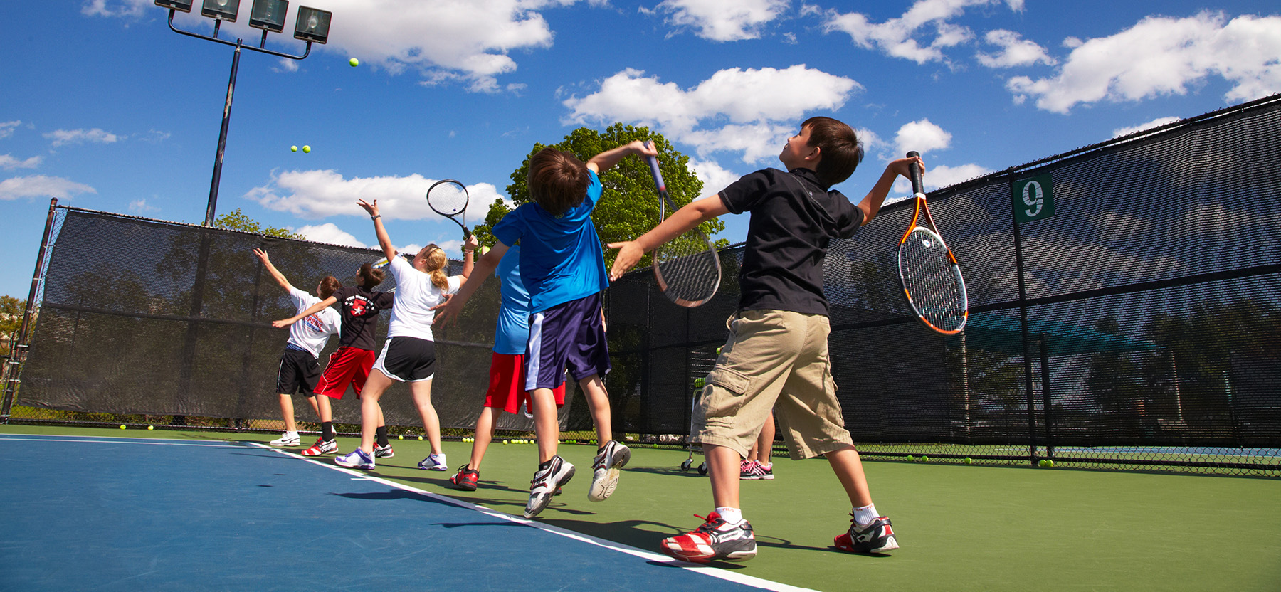 World of Tennis at The Hills of Lakeway