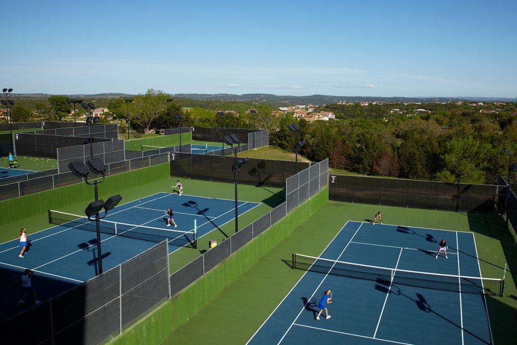 World of Tennis - Lakeway Tennis Club