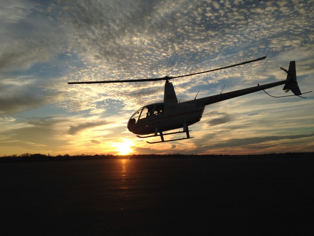 Austin Lake Travis Helicopter Tours