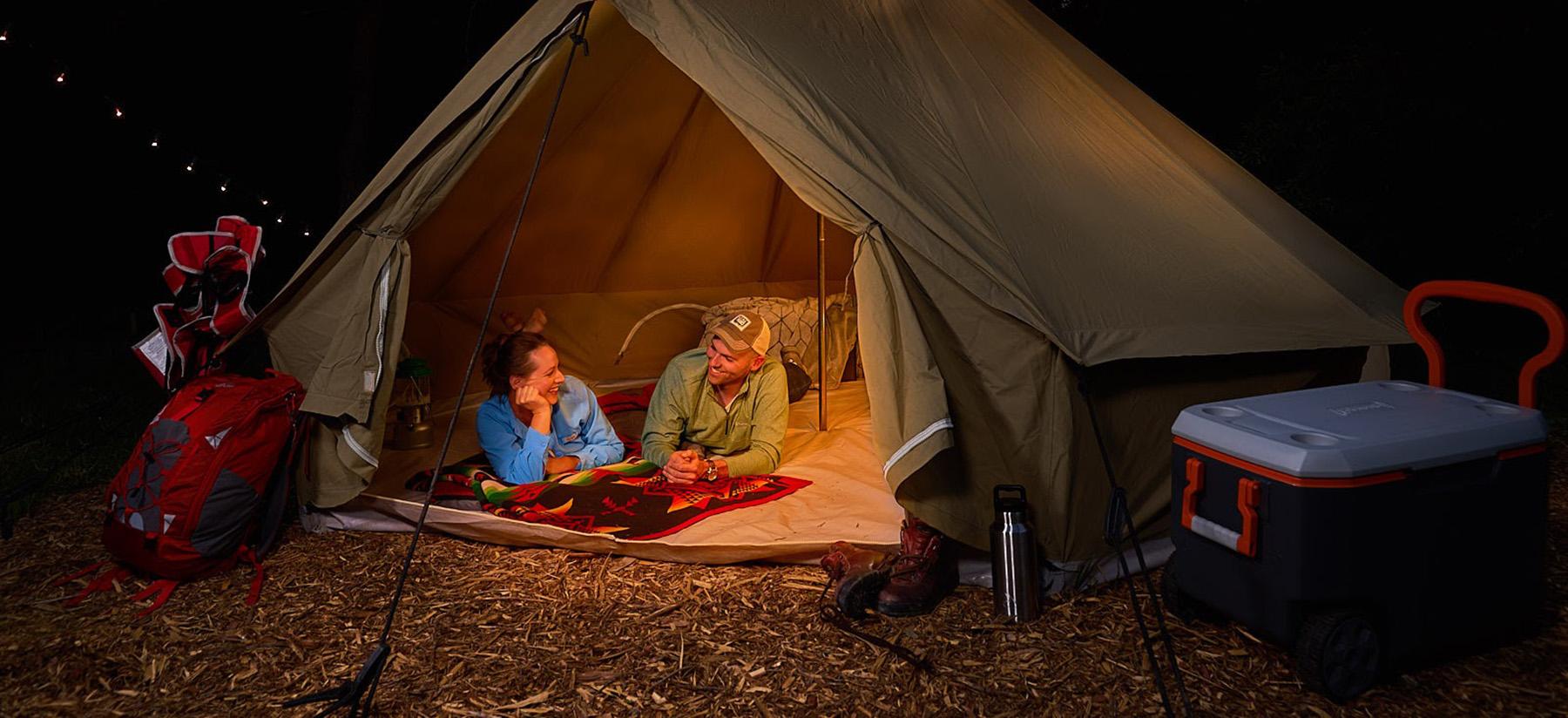 Lake Travis Camping