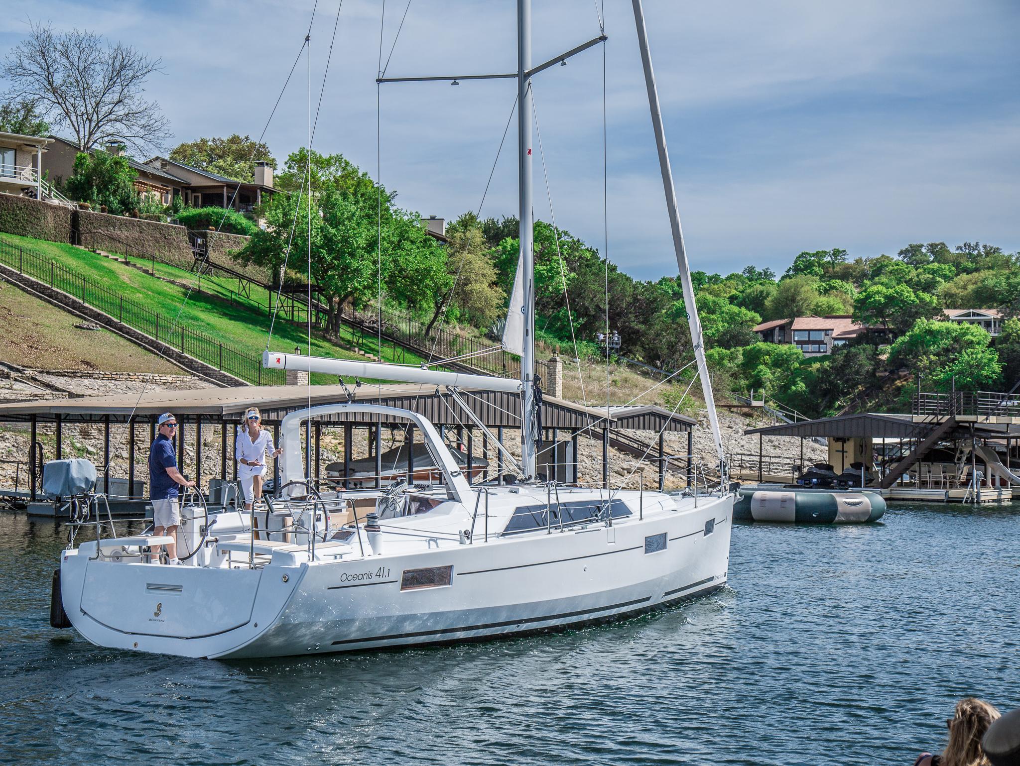Texas Sailing - Yacht Charter