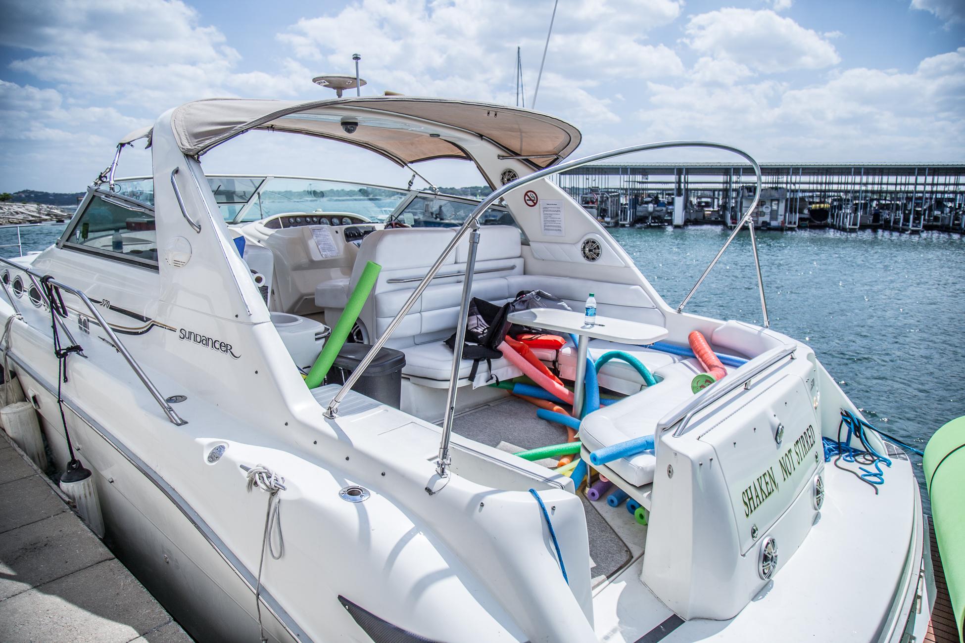 Lake Travis Yacht Rental
