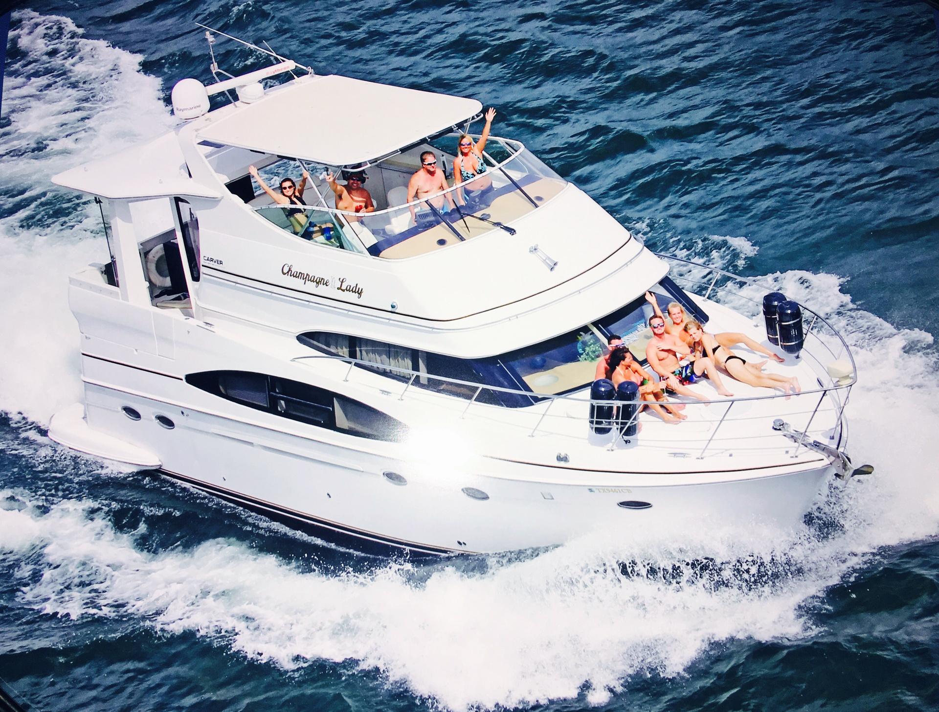 Champagne Luxury Cruises