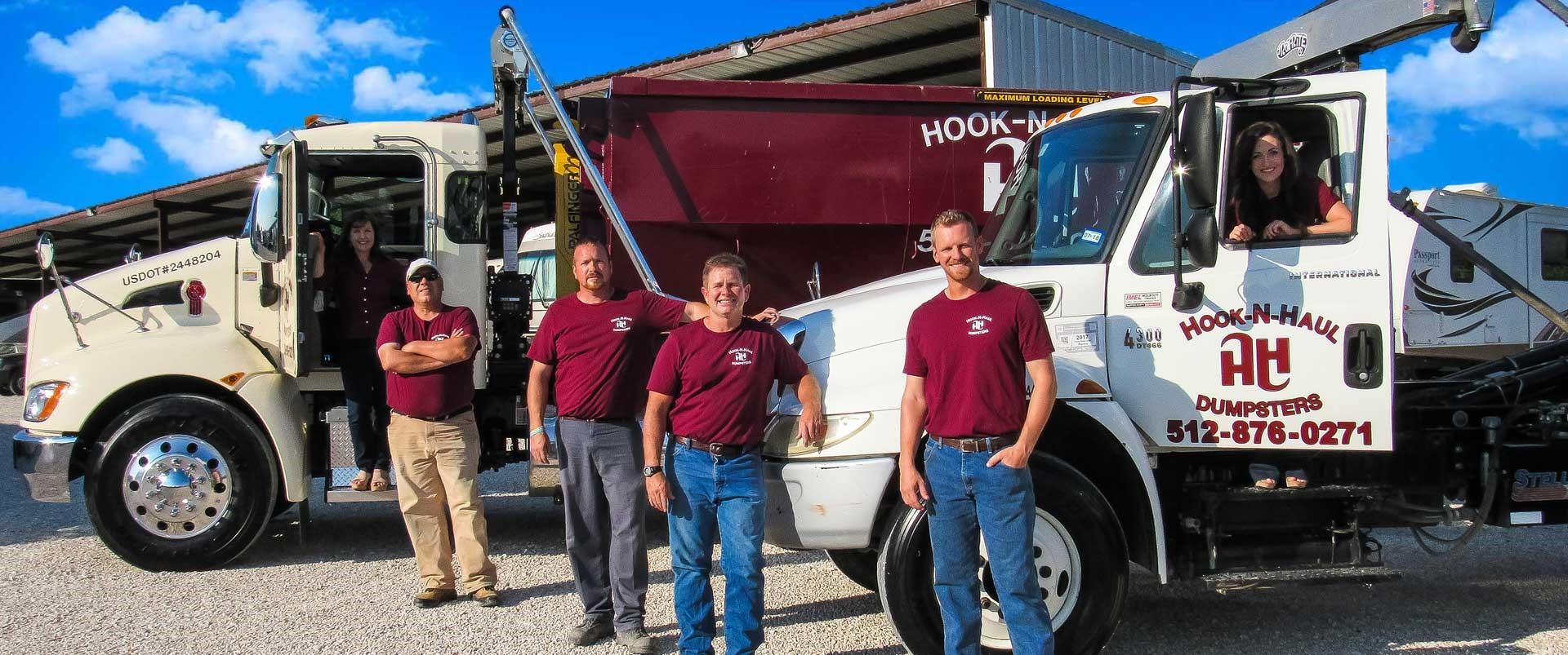 Lake Travis Dumpster Service