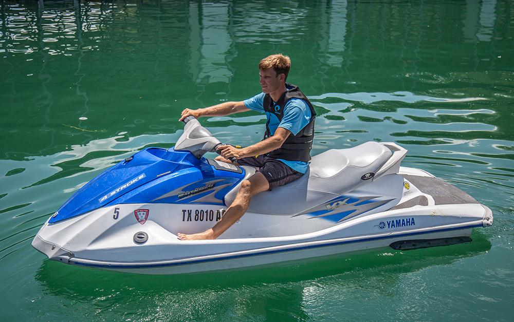 Riviera Jest Ski Rentals on Lake Travis