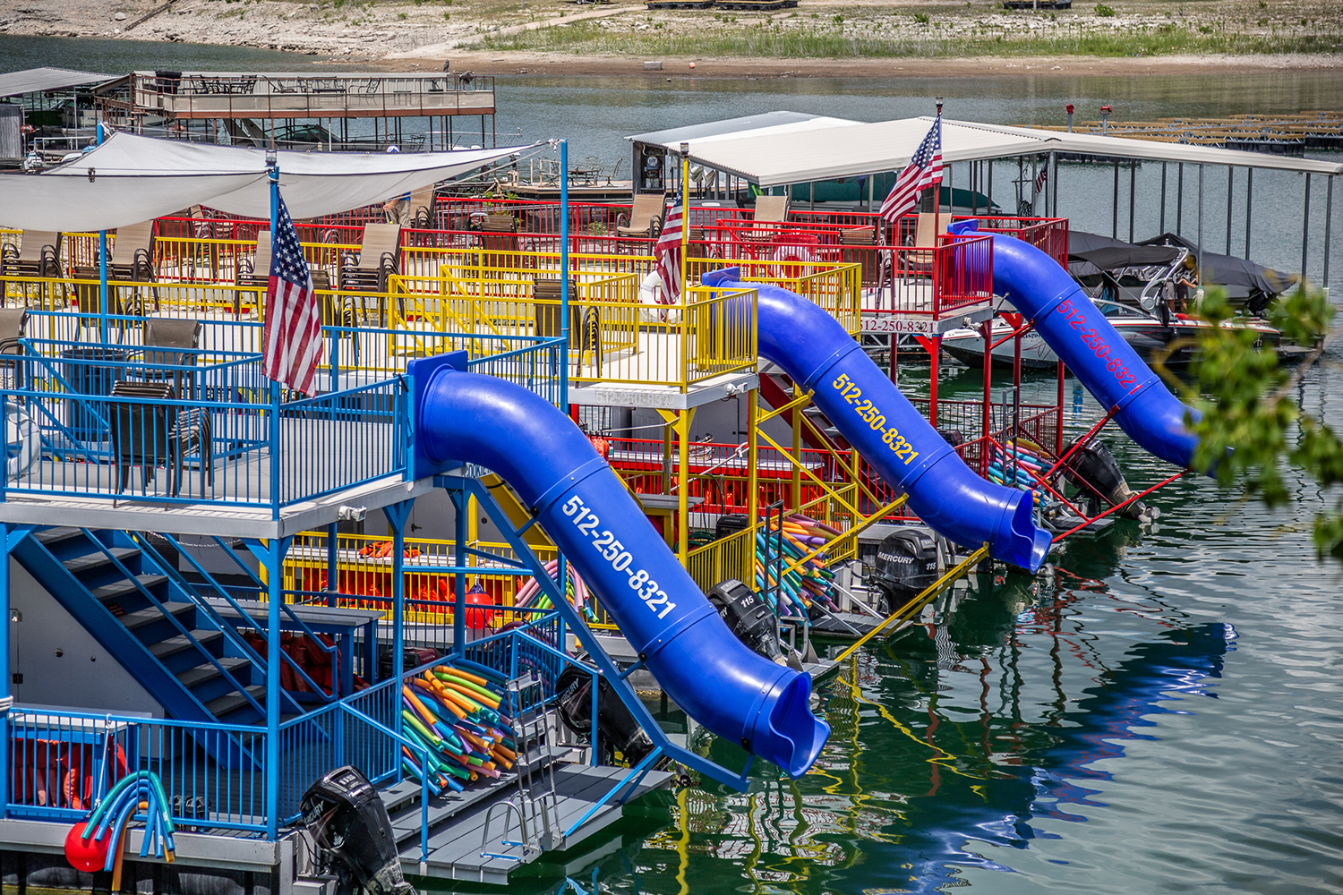 Riviera Party Barge Rentals