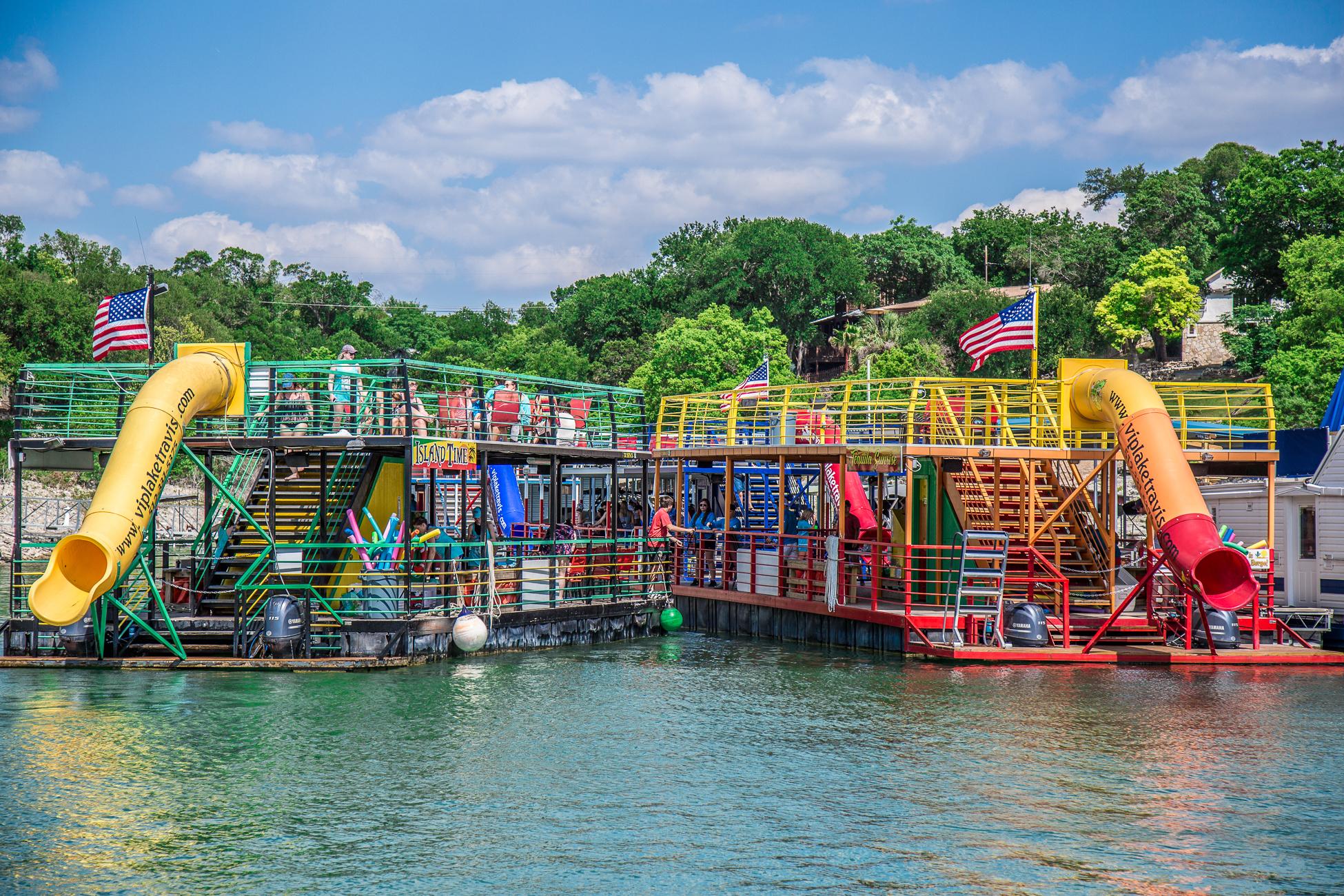 VIP Marina Party Boats