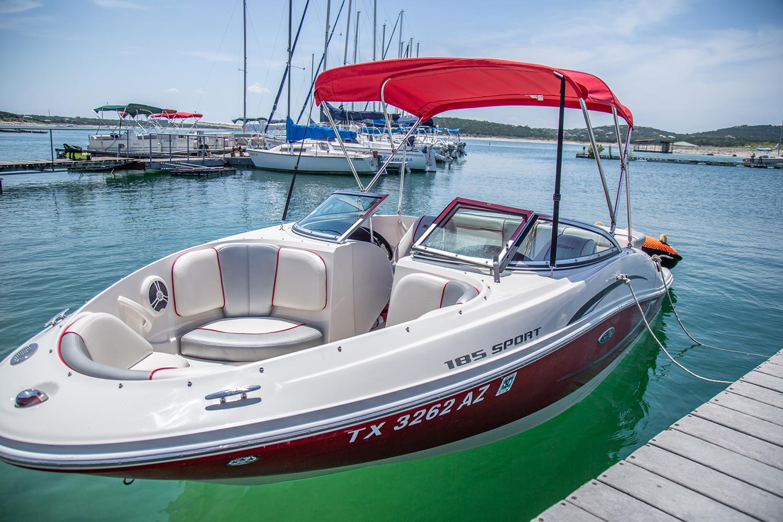 Aquaholic Lake Travis Ski Boat Rentals