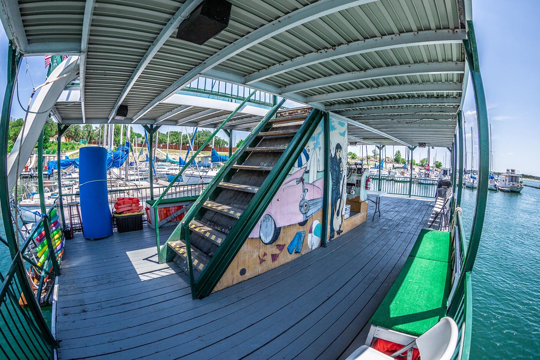 Aquaholics Lake Travis Party Boat Rental