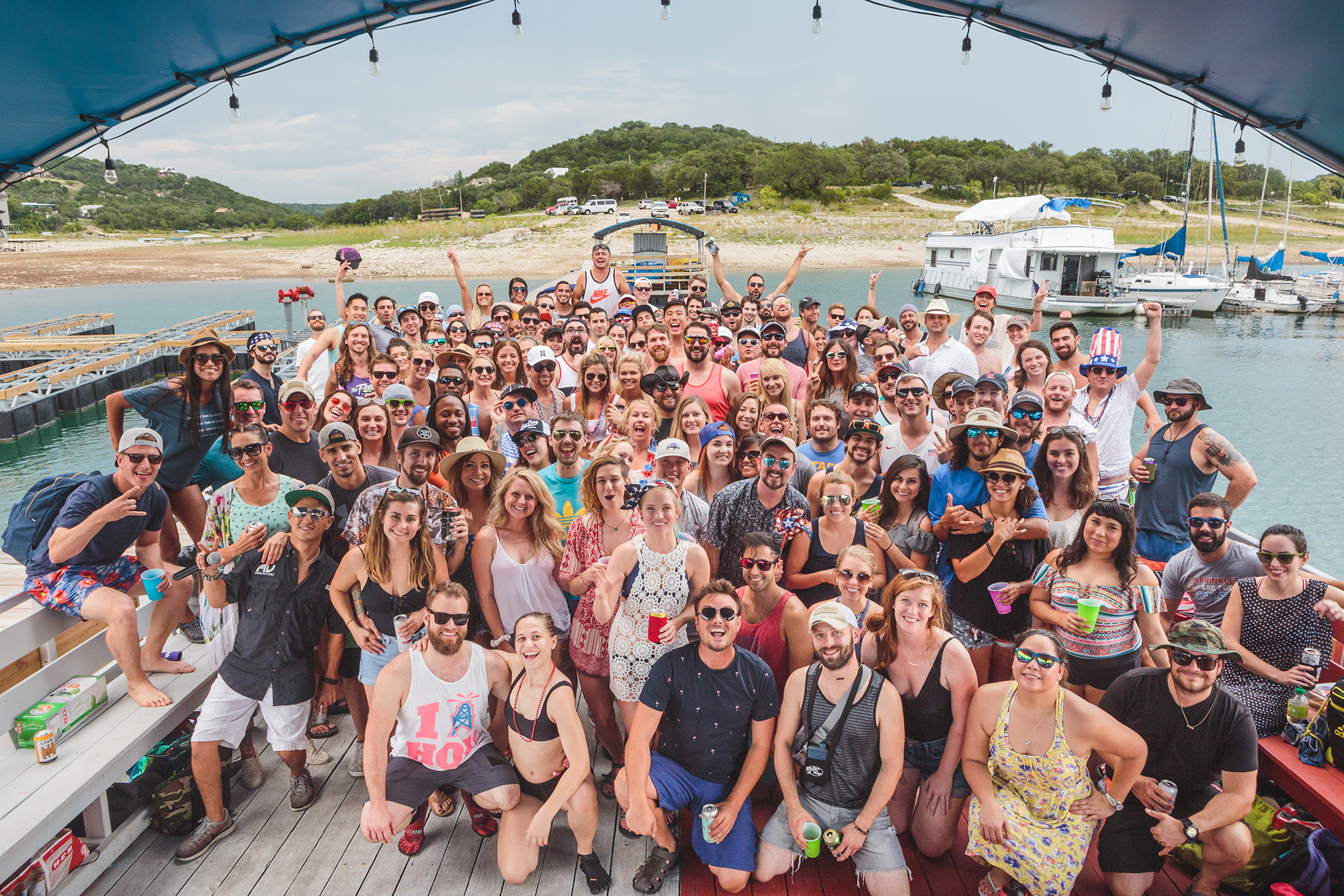 Premier Party Cruises - Lake Travis Party Boats