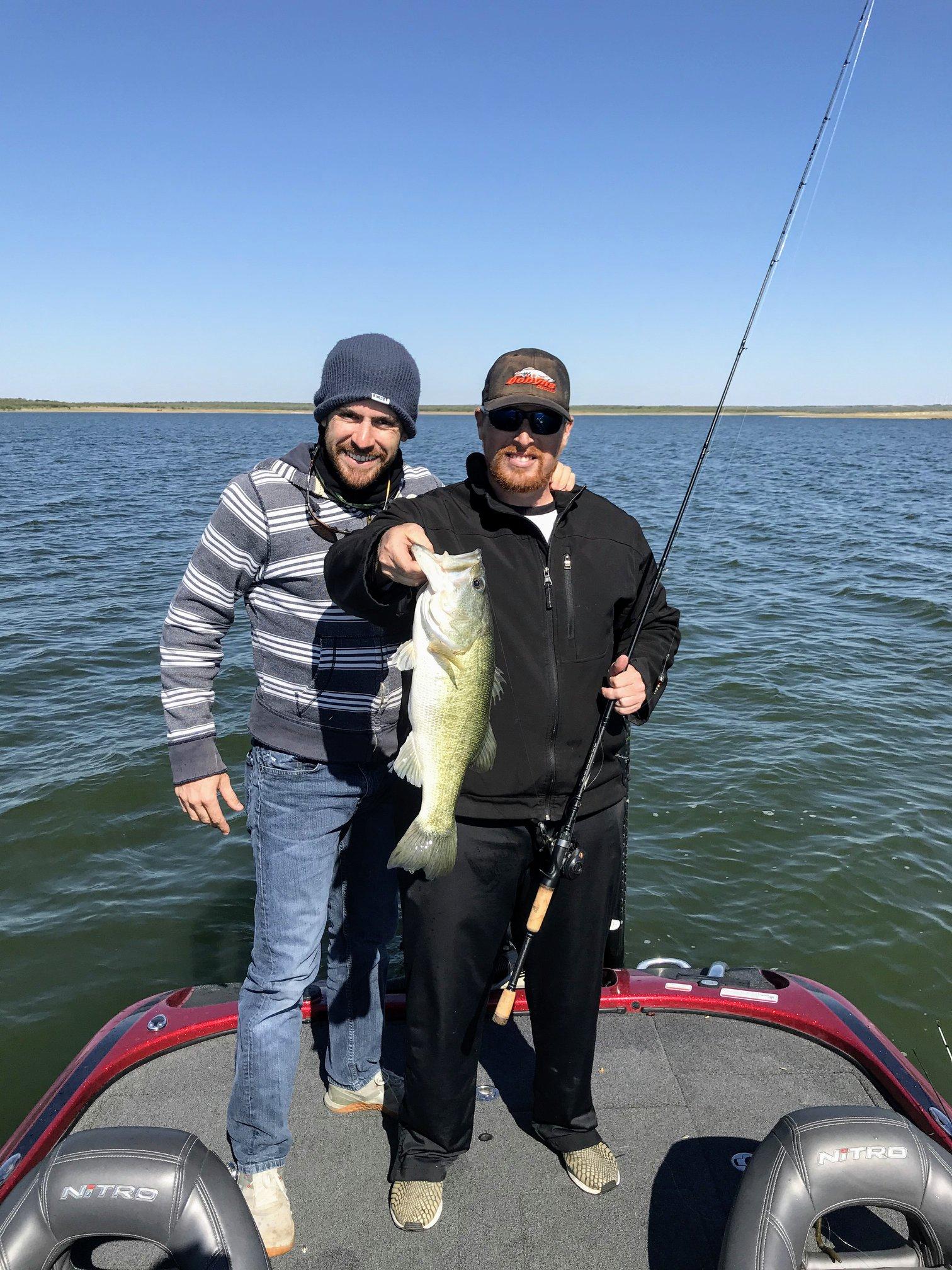 Lake Travis Fishing Report