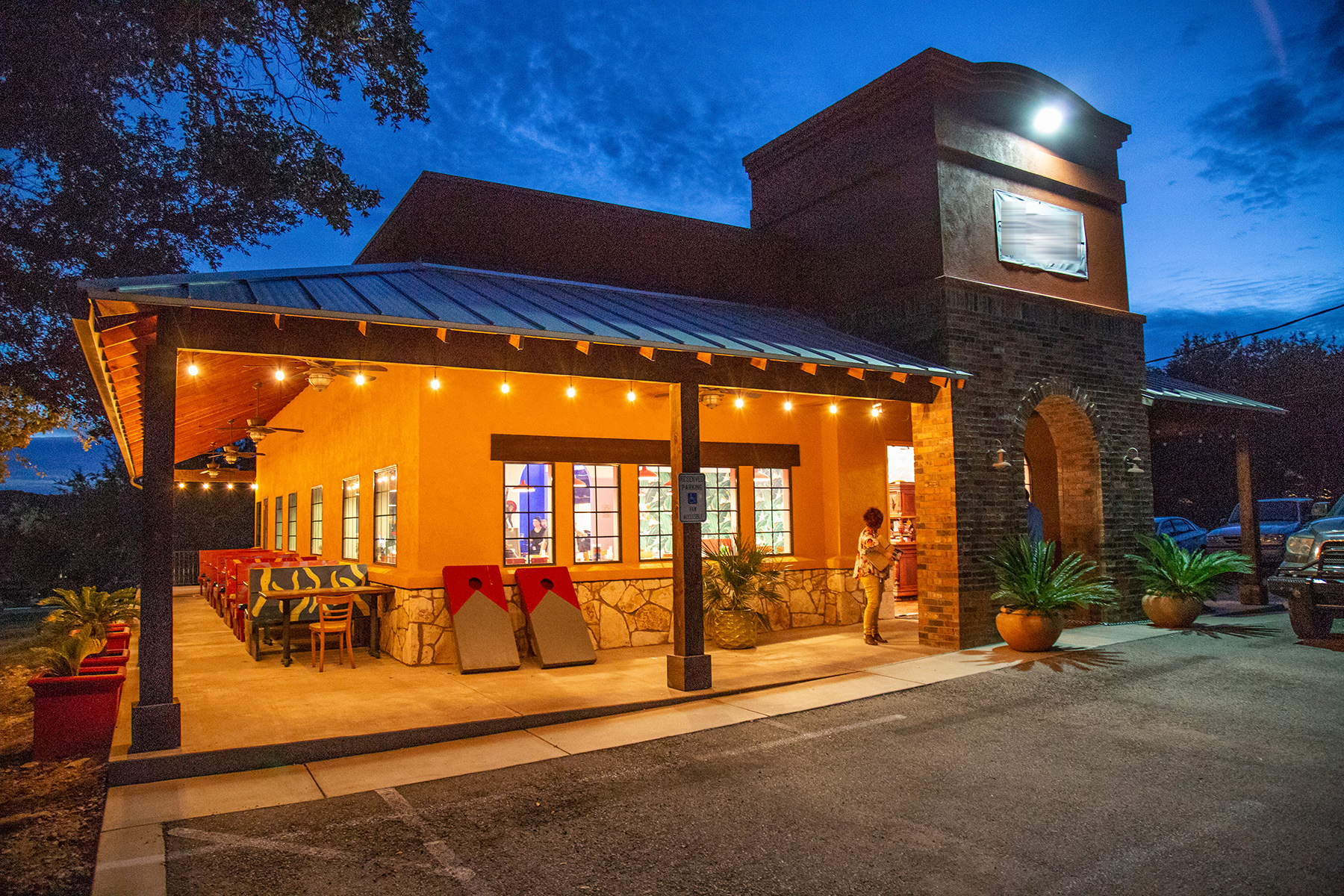 El Rey Tex Mex Restaurant - Lake Travis TX