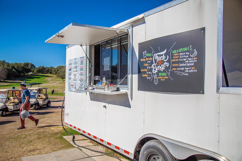 Cluck n Burger - North Lake Travis Food Truck