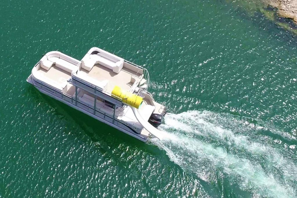 Lone Star Party Boats - Lake Travis Party Boat Rental