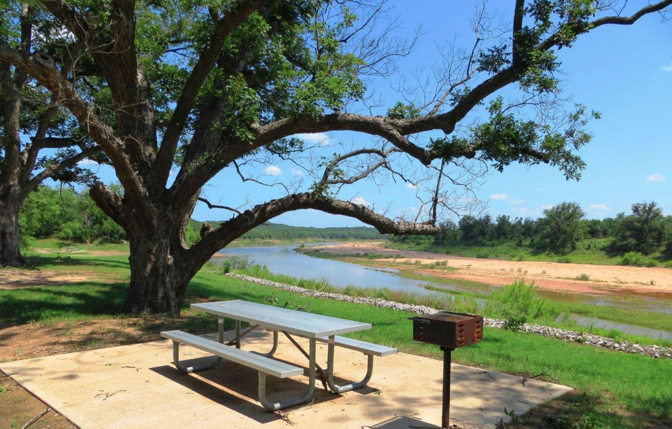 Camp Creek Park - Photo courtesy LCRA