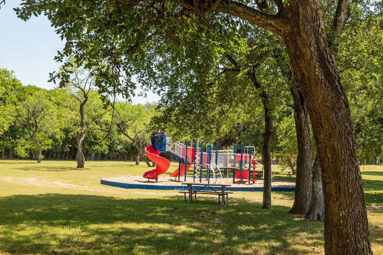 Fitz Hughes Park - Photo: Tom Hausler c/o Travis County Parks