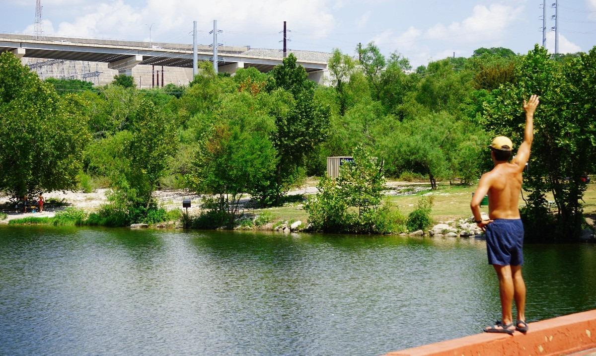 Jessica Hollis Park.  Photo courtesy LCRA.