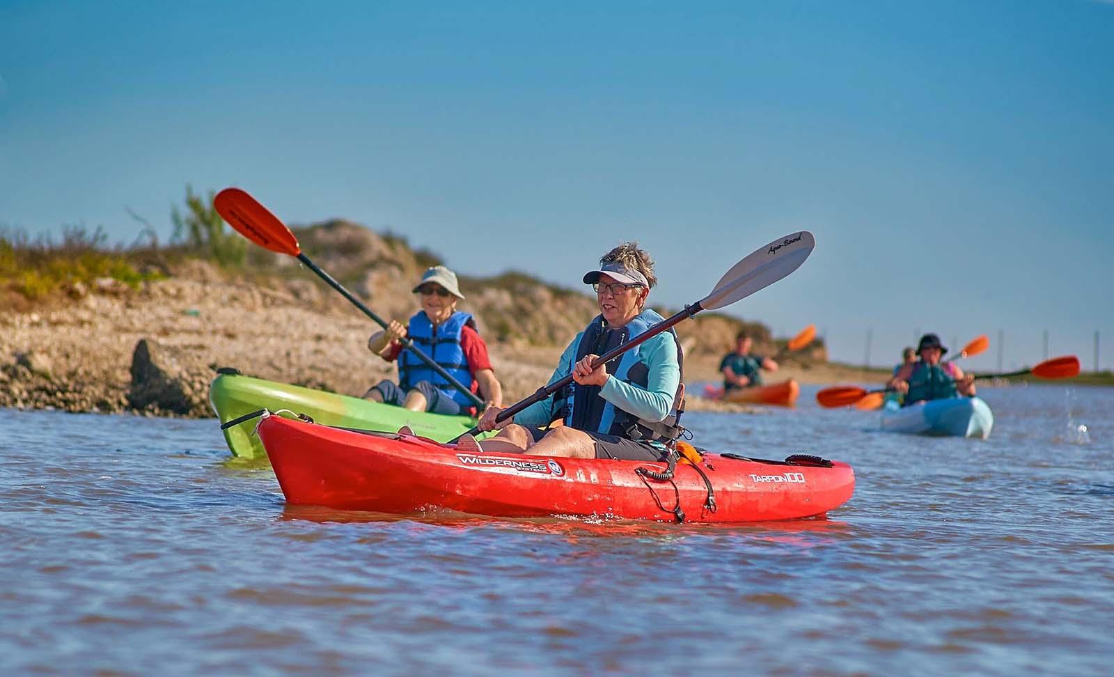 Narrows Recreation Area - Lake Travis. Photo courtesy LCRA