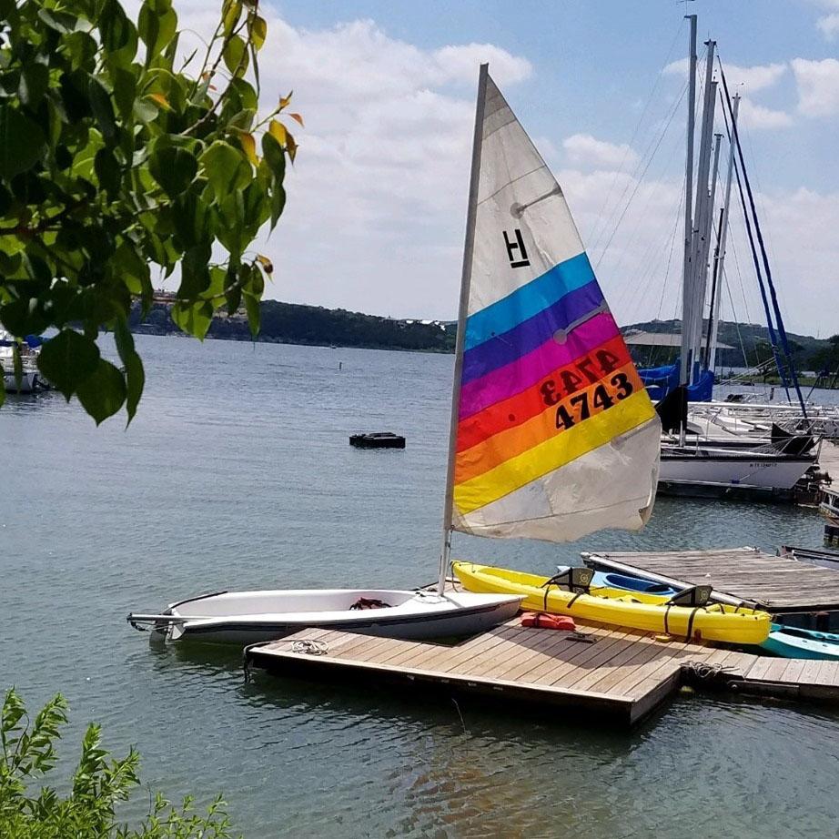 Volente Sail and Paddle - Lake Travis Sailboat & Kayak Rentals