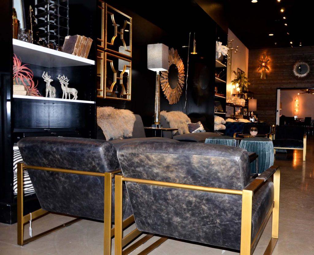 Jules Design Bar - Lake Travis Interior Design Bar