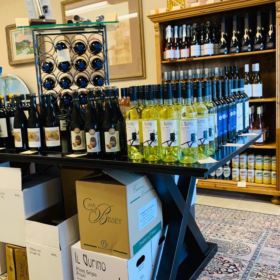 Hoekstra Bros. Fine Wine Store - Spicewood Wine Store