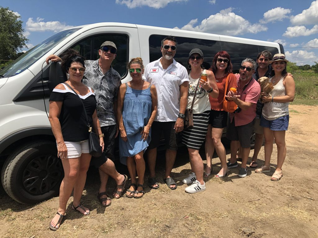 Hill Country Libation Tour - Austin Hill Country Food & Wine Tours
