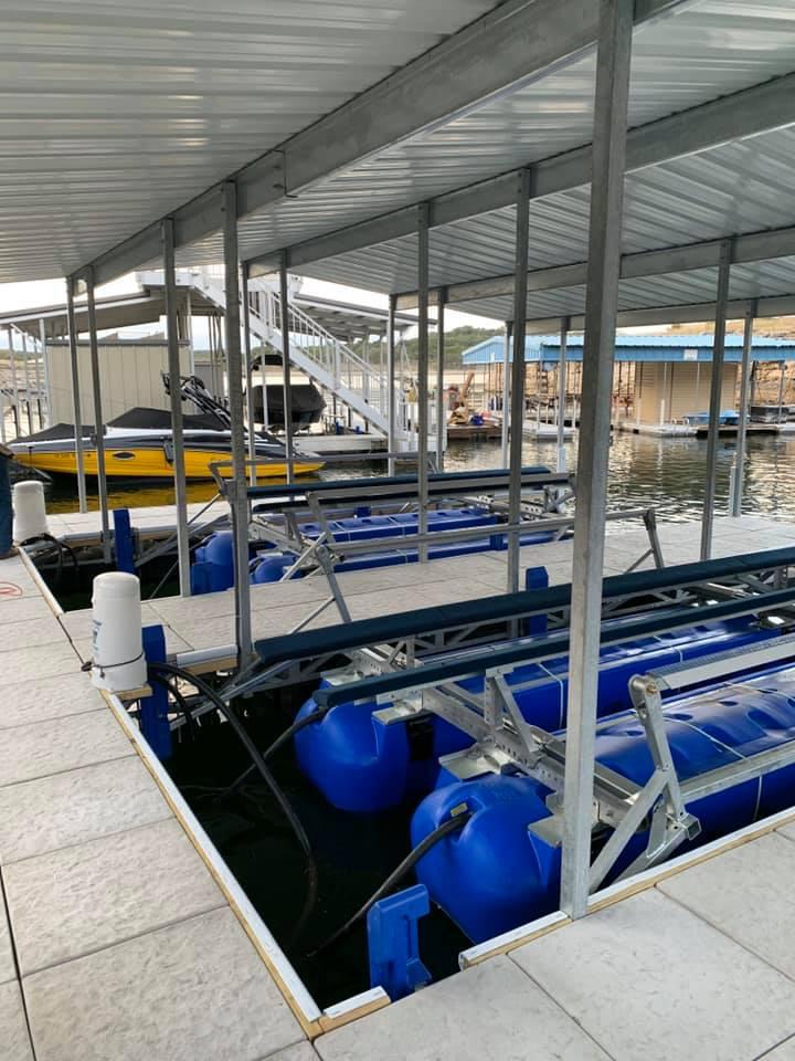 Reliable Boat Dock Service - Lake Travis Boat Docks