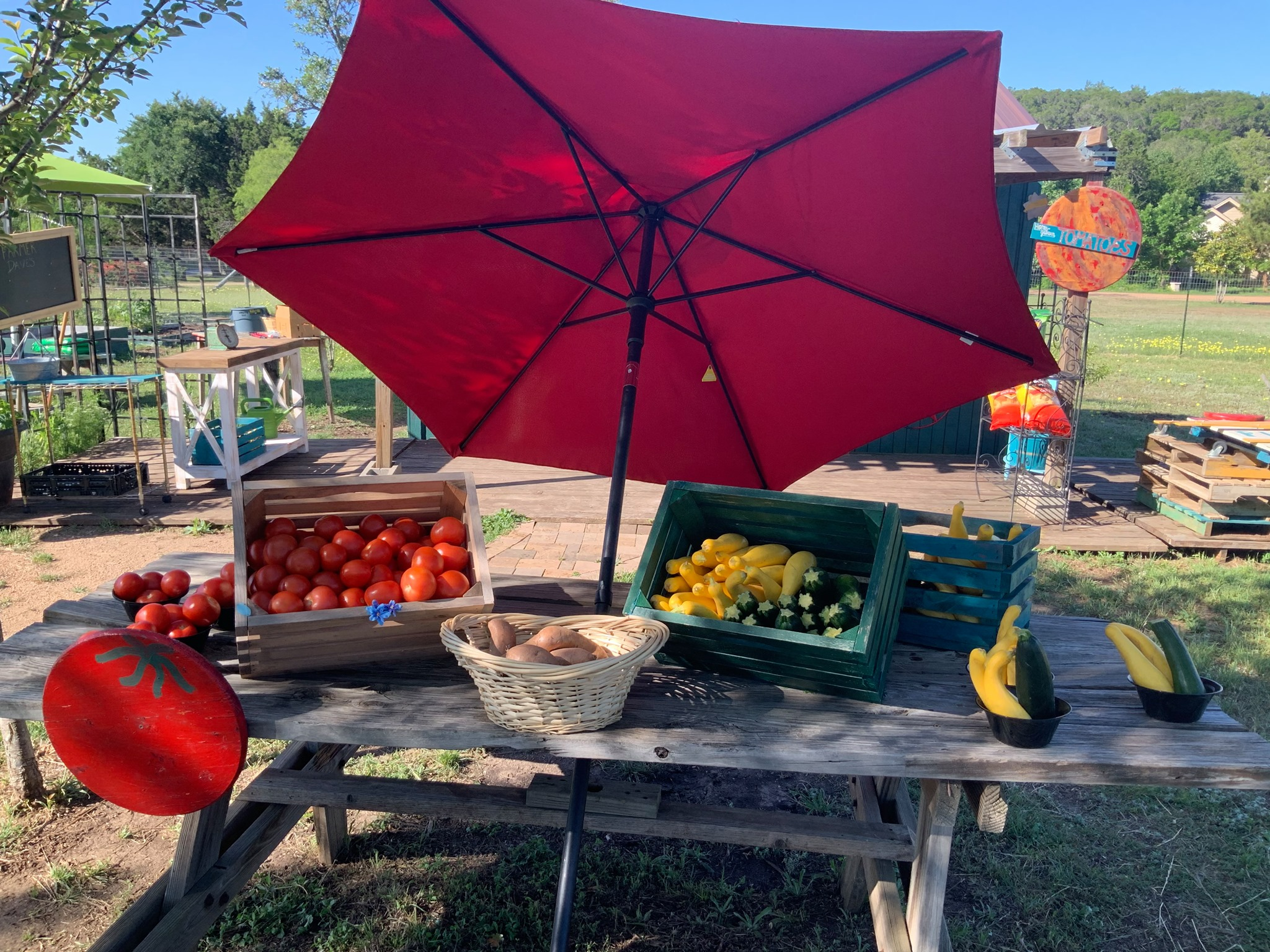 Farmer Dave's Farm Market - Spicewood TX Specialty Grocery
