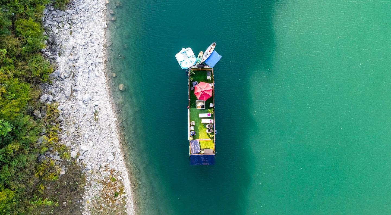 La Mala - Lake Travis Houseboat Rental