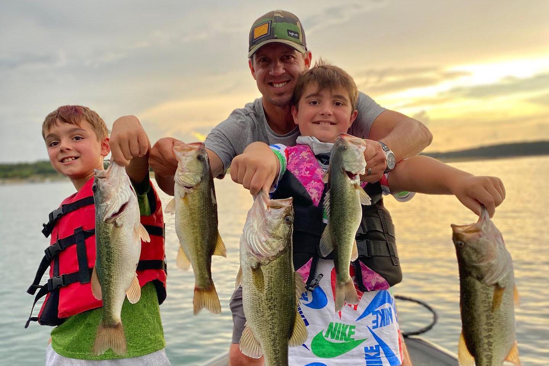Torwick's Lake Travis Fishing Guiding Service