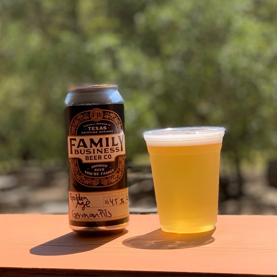 Family Business Beer Company - Lake Travis Brewery and Beer Garden