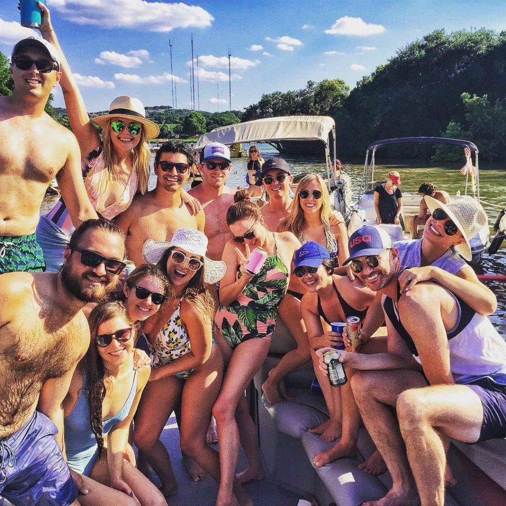 Keep Austin Wet - Lake Travis Boat Rentals