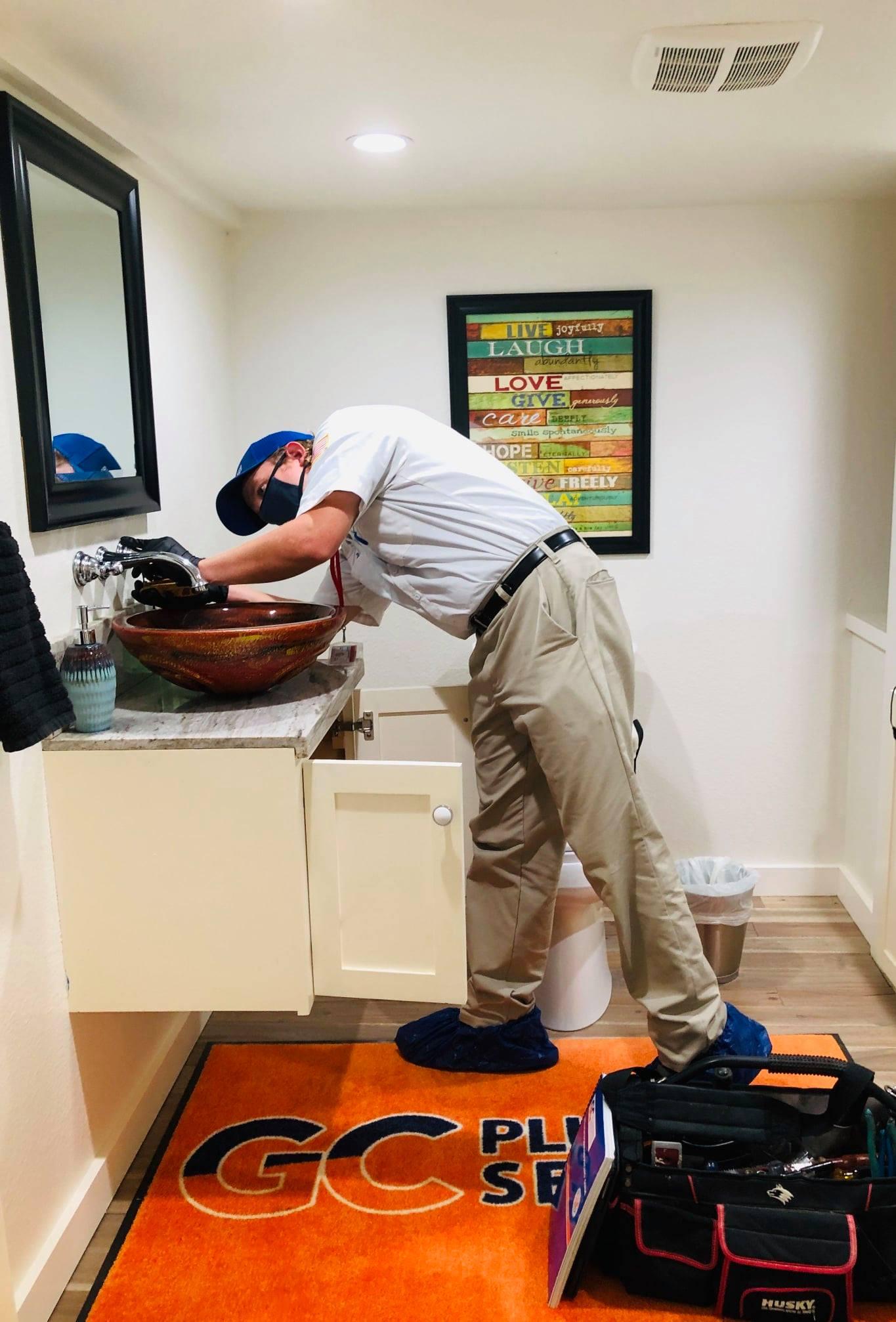 GC Plumbing Services - Lago Vista Plumber