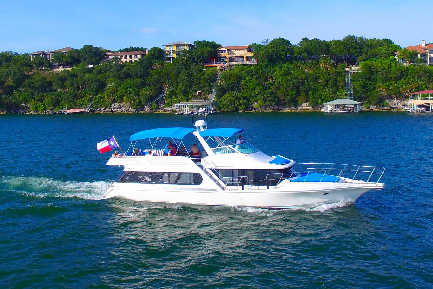 Little Drama - Lake Travis Yacht Charter