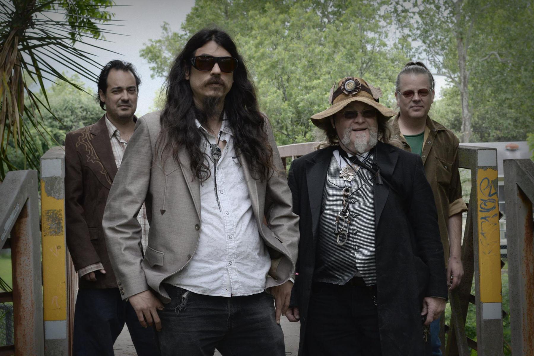 Choctaw Wildfire Band - Austin, TX.