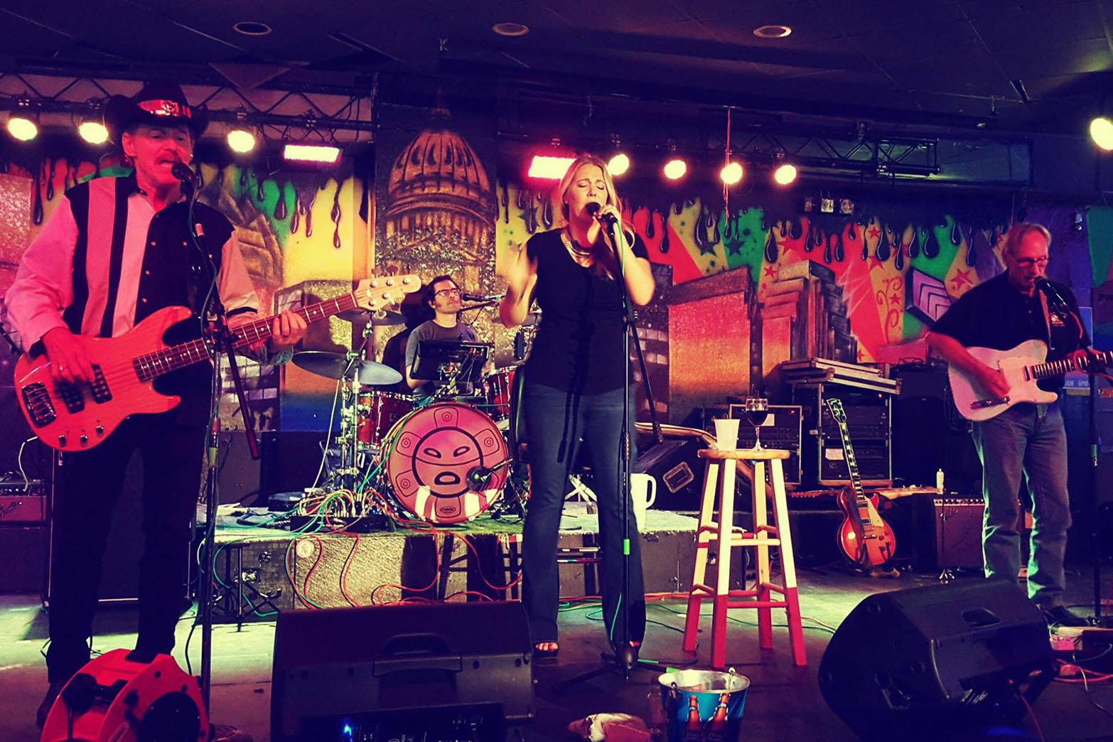 Leigh Rowan Band