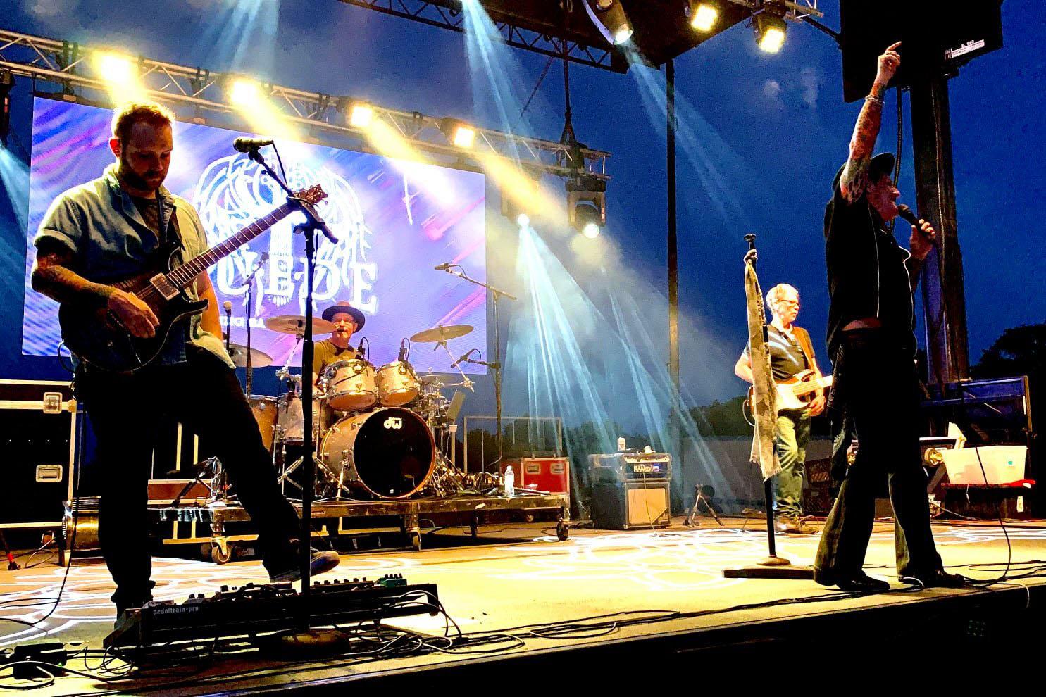 Suede - Austin Texas Band